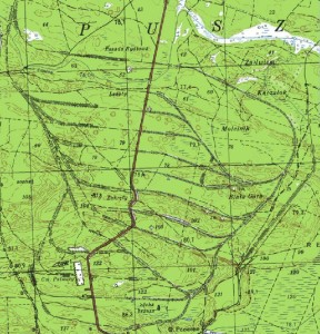 skłądnica mapa