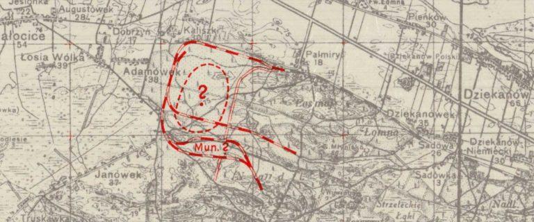 Wojskowa Centralna Składnica Amunicji w Palmirach